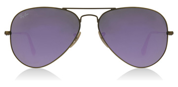 Ray-Ban RB3025 Demigloss Brushed Bronze
