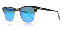 Ray-Ban 3016 Clubmaster 3016 Clubmaster Tortoise-gold 114517