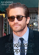 Jake Gyllenhall in Oliver Peoples Sunglasses