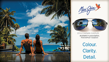 Maui Jim Brand Features