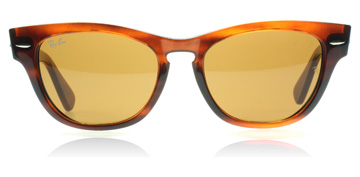 Ray-Ban Laramie Striped Havana 820